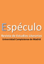 Espéculo - Revista de Estudios Literarios