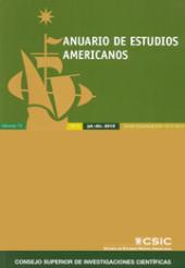 Anuario de Estudios Americanos