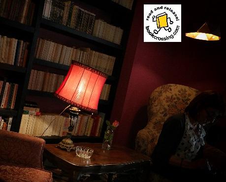 Il BookCrossing semplificato al Resilience Café di La Spezia