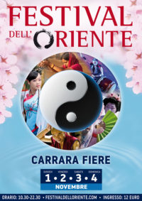 Fiamma Gemella come incontrarla:Festival dell'Oriente 4/11 ore 18 –