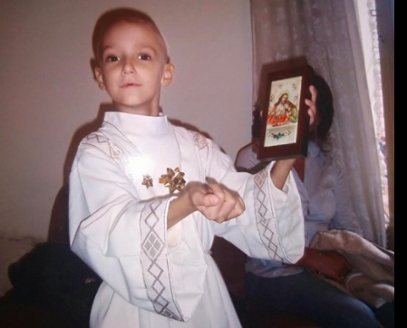 Il piccolo Manuel e i fuochi d'artificio del Signore (2)