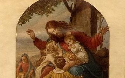 Don Giacomo e il ritornar bambini