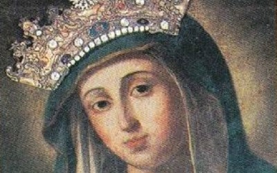 La Madonna dell'Archetto, Causa nostrae laetitiae