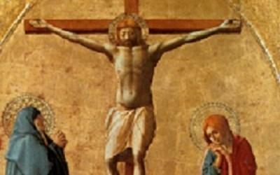 La Madonna sotto la Croce: stava e guardava