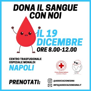 donazione sangue napoli