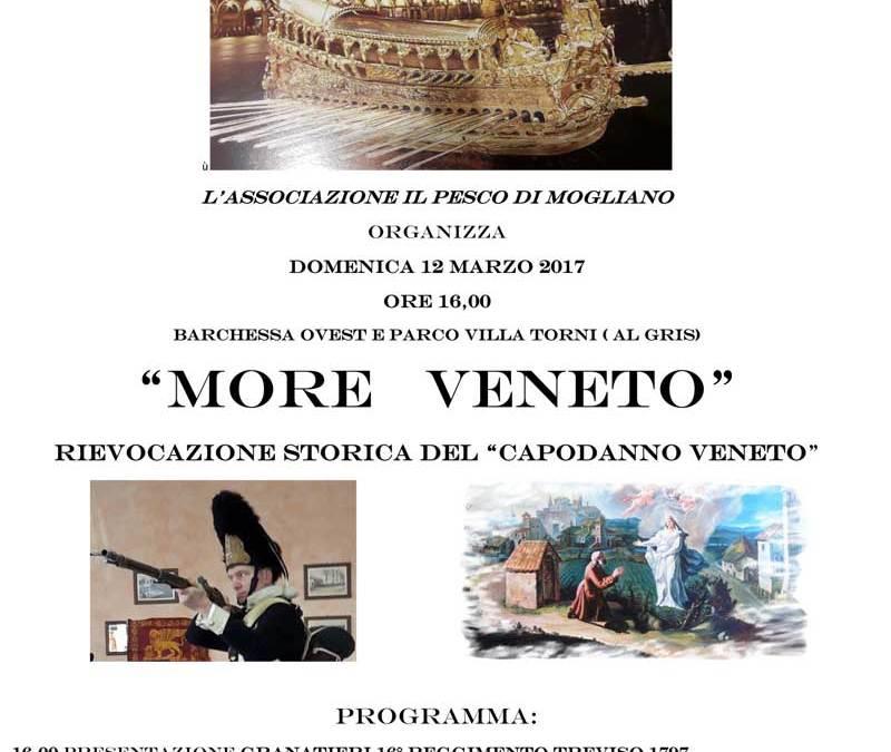 Domenica 12 marzo, rievocazione storica del lunario secondo gli antenati Veneti