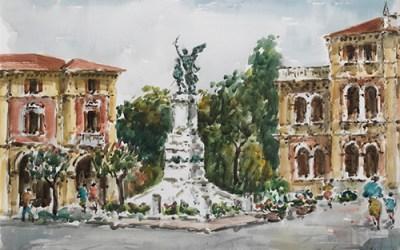 Domenica 11 Febbraio, presentazione del libro dedicato a Piero Giovecchi, pittore figurativo del '900