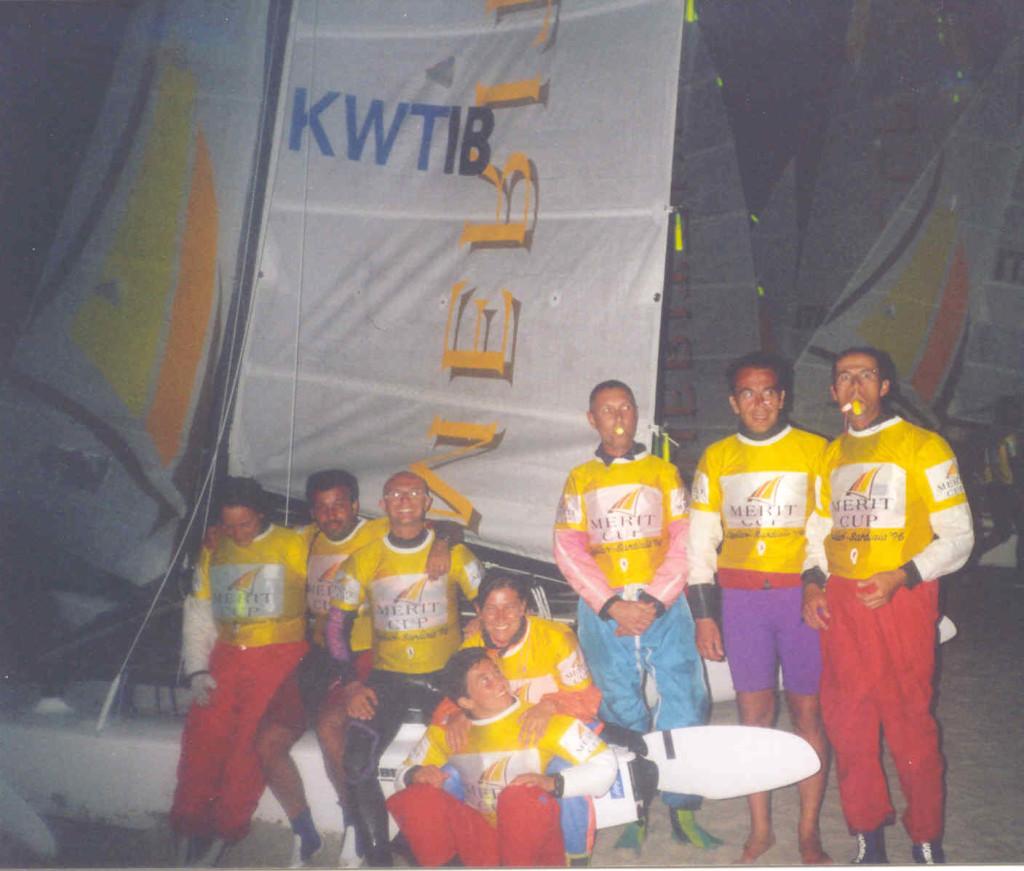 1996.06 regata notturna MERIT CUP