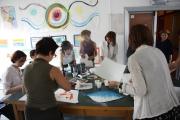 """<h5>Atelier di arteterapia </h5><p>Atelier di arteterapia realizzato nella giornata formativa del """"Gruppo </p>"""