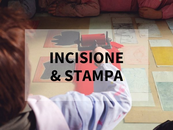 Incisione e Stampa