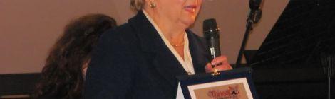 Nina Di Nuzzo premiata al Concorso letterario Thrinakìa