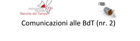 Aggiornamento sito: verifica elenco BdT iscritte