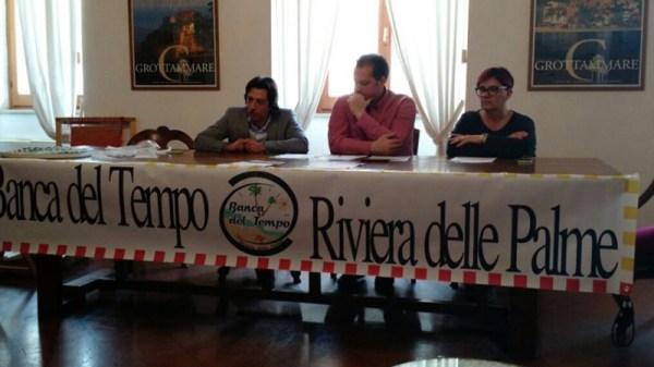 """Accordo fra Comune di Grottammare e Banca del Tempo """"Riviera delle Palme"""""""