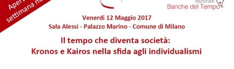Programma del Convegno che si terrà il 12 maggio 2017 a Milano