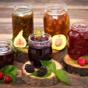 Marmellate, sughi e conserve (Jams and sauces)