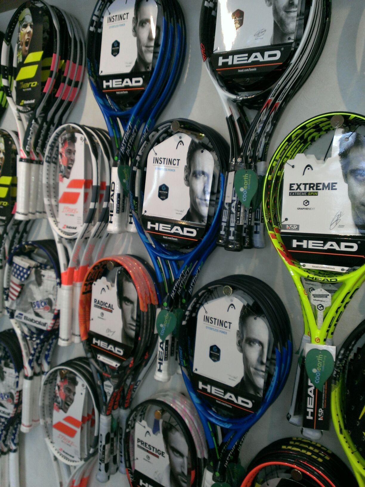HEAD最新作テニスラケット「インスティンクト」
