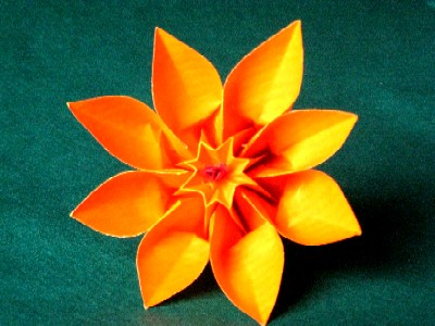 D Autres Fleurs En Origami Association Masi