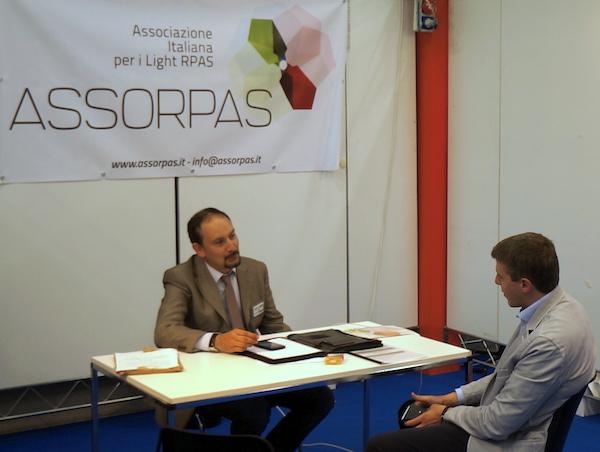 ASSORPAS a DRONEXPO