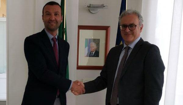 Incontro ASSORPAS Presidenza ENAC