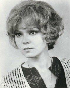 The effervescent Barbara Harris