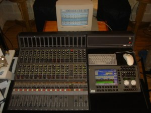 AMS Neve Logic 1 Digital Audio Console