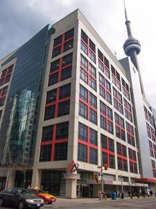 Toronto Broadcast Centre, Home of CJBC
