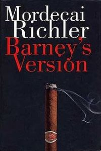 Barney's Version Cover Art