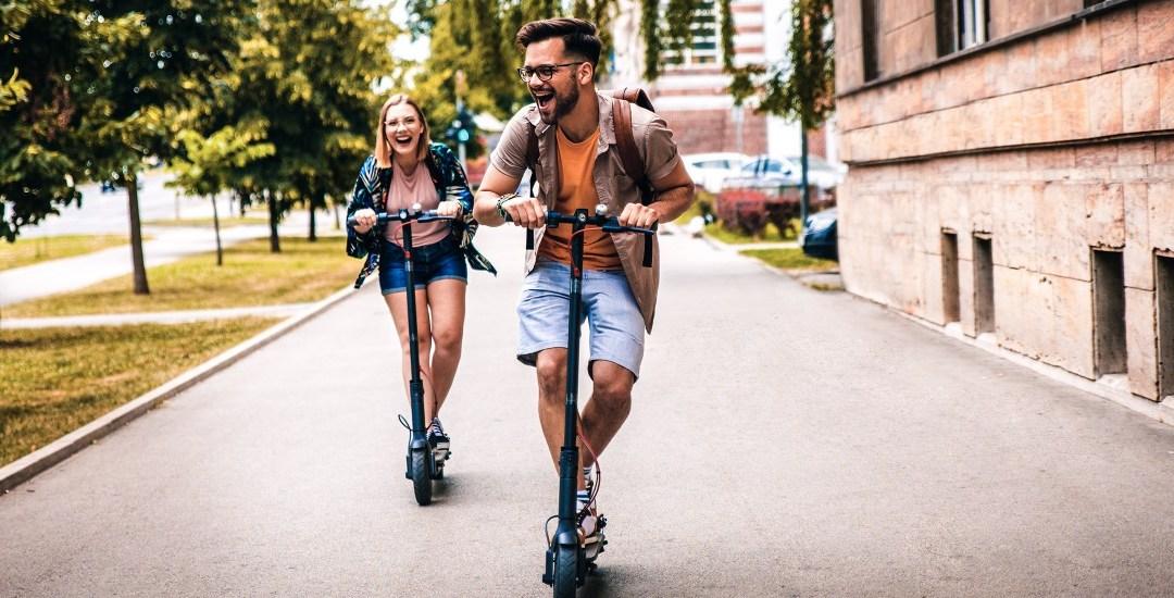 Vélos et trottinettes électriques : Doit-on s'assurer ?