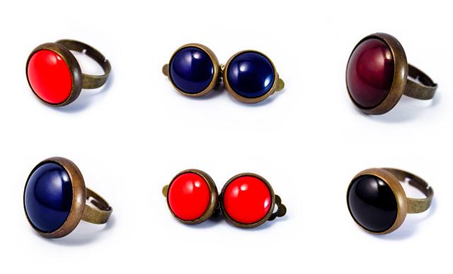 La nouvelle collection de bijoux rétros Assuna