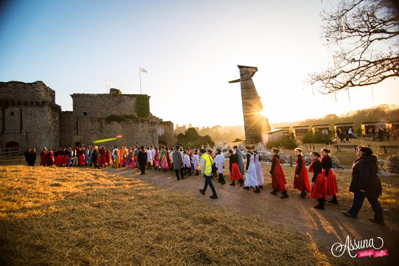 Assuna - Marché de Noël de Tiffauges 2016 - 31