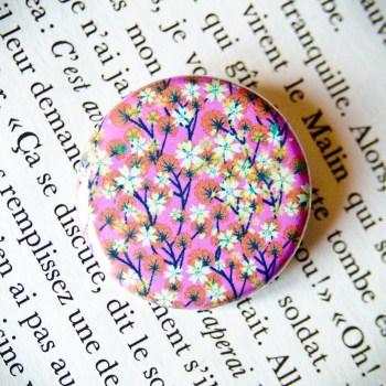 Badge Sakura Rose 1
