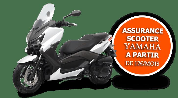 assurance scooter yamaha xmax 125