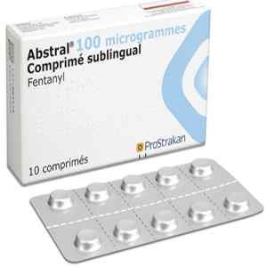 abstral sublingual tablets