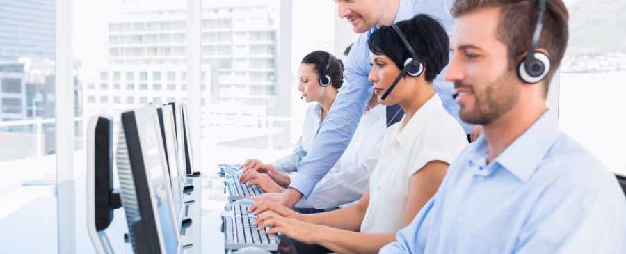 crm pour call center assurance/