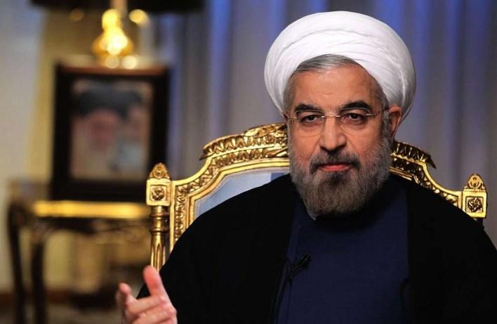 الرئيس حسن روحاني: البحث عن تخفيف حدة التوترات