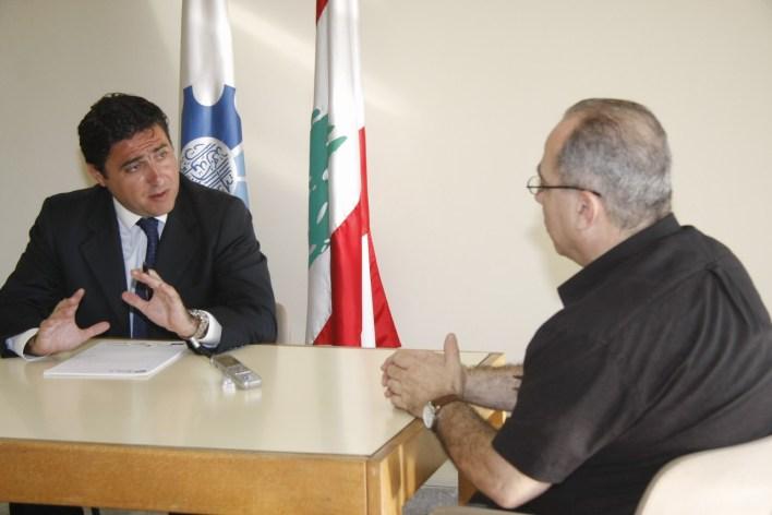 """""""الشراكة بين القطاعين العام والخاص هي الحل لإنقاذ الإقتصاد اللبناني"""""""