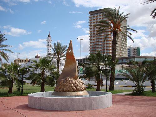 طرابلس الغرب: المعارك وصلت إليها