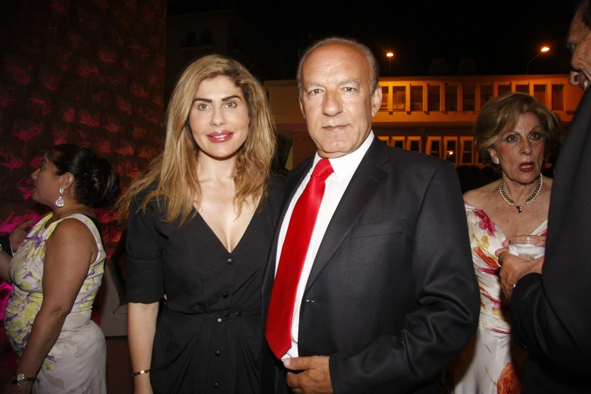طارق وهانيا حسامي
