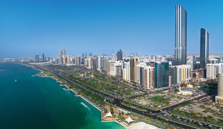 مدينة أبو ظبي