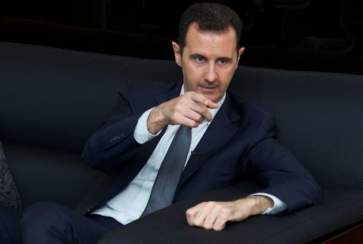 إستراتيجية الأسد للمدى القصير
