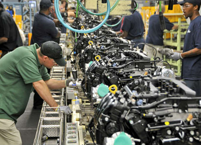 تعافي الصناعات التحويلية  في ألمانيا