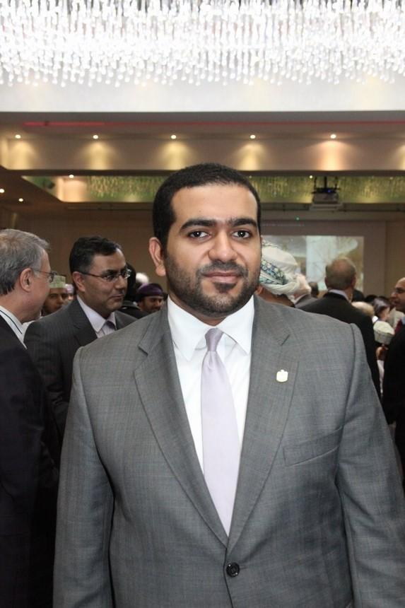قنصل دولة الإمارات علي الحاج
