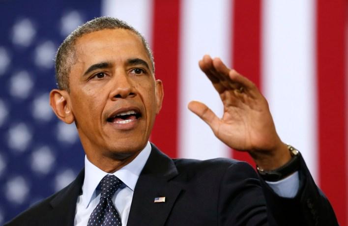 """الرئيس باراك أوباما: نال 4 """"بينوكيوز"""""""