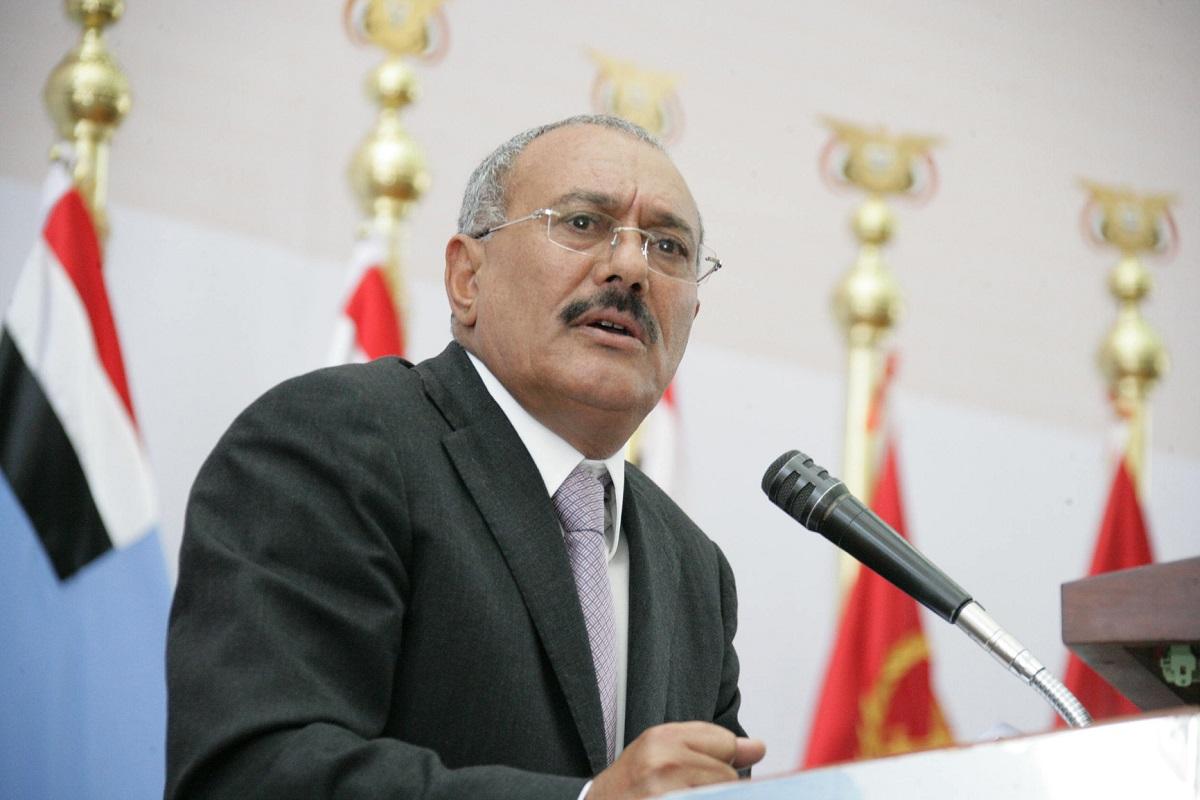 الرئيس السابق علي عبدالله صالح: لم يفعل شيئاً يذكر على مدى 33 عاماً