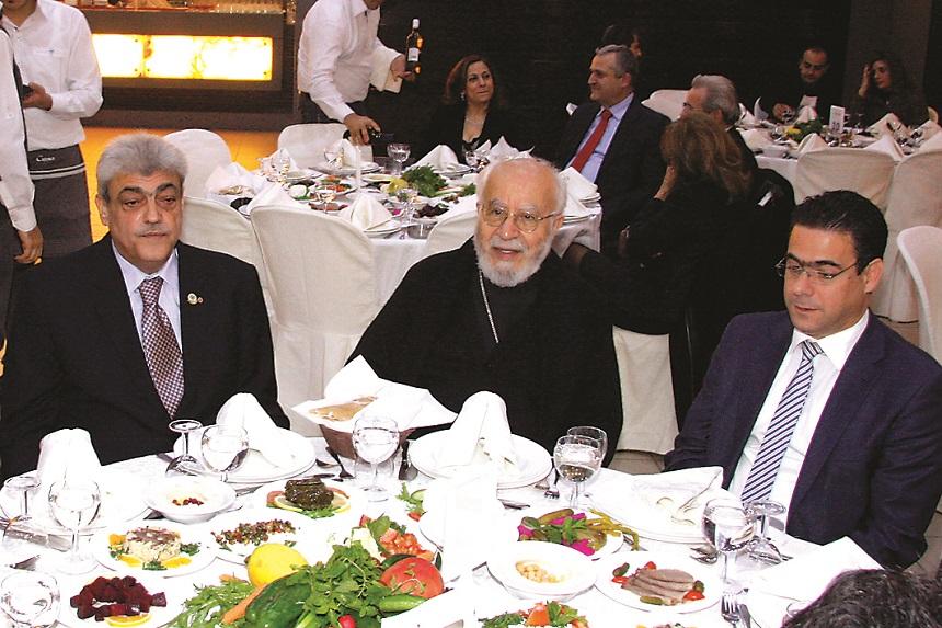 رابطة الروم الملكيين الكاثوليك في لبنان تحتفل بذكرى إنطلاقتها