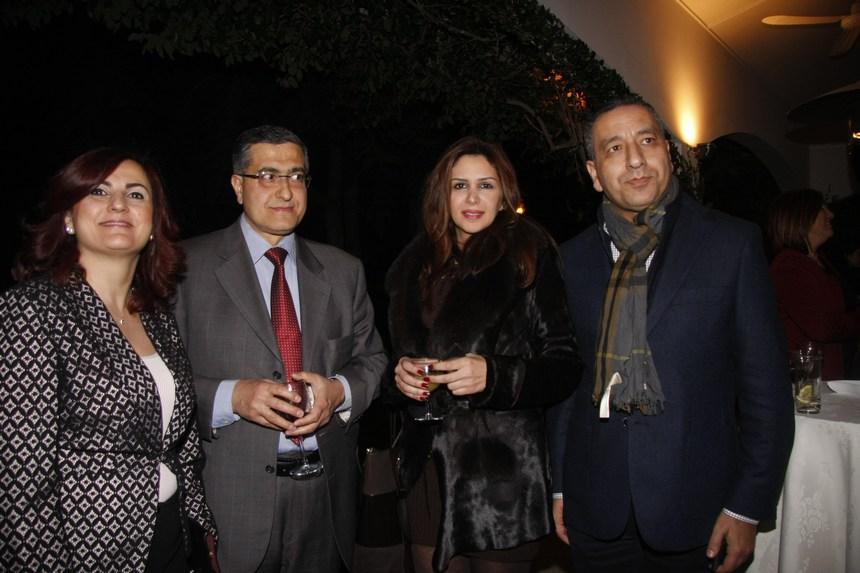 سعد الياس، دانا حلاوي، محمد فواز، لينا زيلع