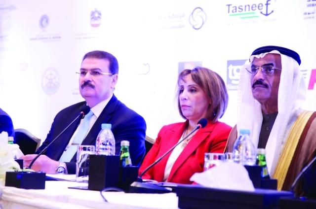 الملتقى البحري العربي يوصي بإستراتيجيا لتطوير الأساطيل التجارية
