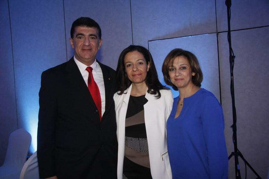 رنا حمدان، ميريام صفير، مروان شريف