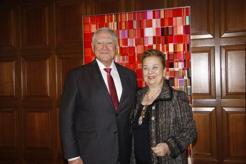 ماري روز وإبراهيم نجار