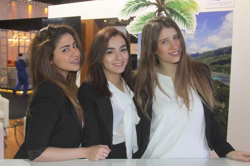 تمارا عساف، سارة عطيف، ديانا ناصر